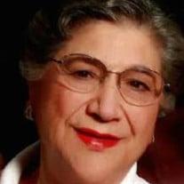 Mrs. Laurena Ann Clay