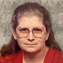 Mrs. Martha Jeannette Lynch Stevens