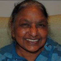 Mrs. Deotie Bheecham