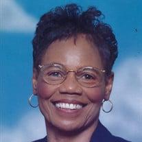 Mrs. Dorothy McMillian Robinson