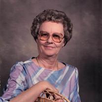 "Burlene ""Granny"" Hollingsworth of Adamsville, TN"