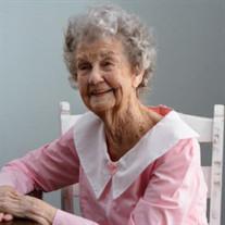 Mary Ida Ragan Lovell
