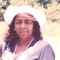 Mrs. Bessie Brown Anderson