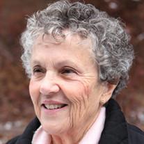 Elizabeth Ann Jeffrey Bagley