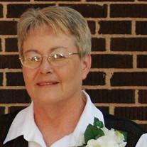 "Sharon Kay  ""Brownie"" Harris"