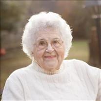 Nancy Julia Lively Richardson