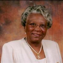Mrs. Geraldine Annette Ray Hale