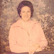 Josephine Sudderth