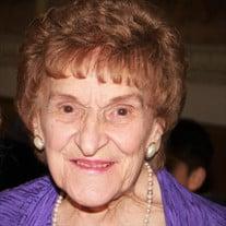 Dorothy Elizabeth Webb