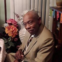 Rev Freddie Warner