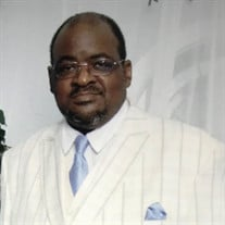 Minister Rufus L. Harris