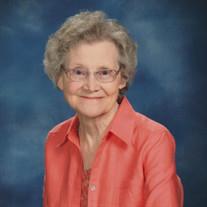 Mrs. Faye Evans Lusk