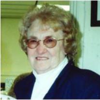 Johnnie Sue Green Morgan
