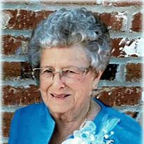 Mrs. Joseph L. (Verly) Touchet
