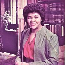 Mrs. Abner J. Harris   '77'