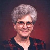 Agnes Jean Blaylock Brown