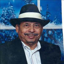 Jesse Reyes Camarillo, Sr.
