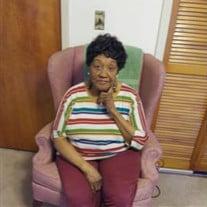 Mrs. Alta Marie Carter