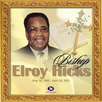 Bishop Elroy Hicks