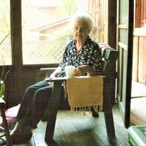 "Mrs. Dorothy ""Dot"" Garrett Box"