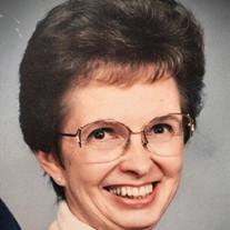 Doris Mae Mansperger
