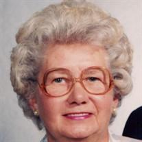 Mable Orlene Hagy Martin