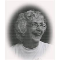 Mary Jane McDowell