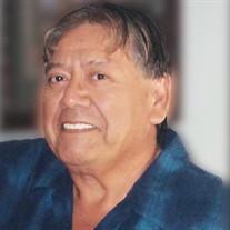 """Raul """"Tiny"""" Oliva"""