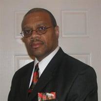 Minister Melvin Sapp
