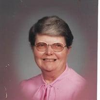 Mrs. Viladene Elizabeth Schmidt-Uebele  (nee: Stowasser)