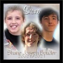 Shane Joseph Bouder