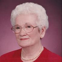 Mildred Lucille Tucker