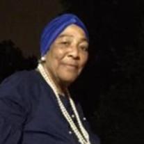 Mrs. Lillian Harris Carter