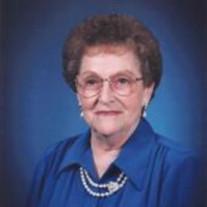 Margaret Jean Bergner