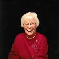 Virginia Mae Cummings