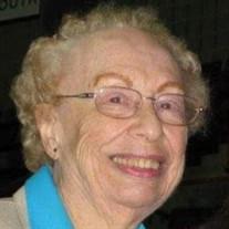 Marjorie E. Martin