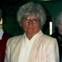 Vada Faye Everhart