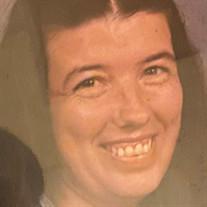 Mrs. Janet Ridgdell Thomas