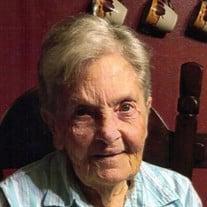 Mrs. Mildred Elizabeth Hill