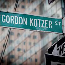 Gordon A. Kotzer
