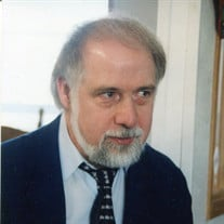 Dr. Stephen David Parkhurst