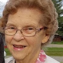 Florence Ann Spencer