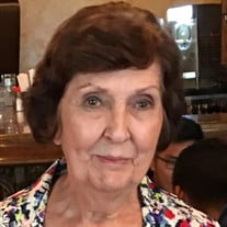 Mrs. Peggy Jones Ray
