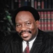 Dr. James Clarence Brown Jr.