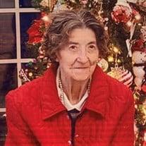 """Mrs. Frances """"Frankie"""" Elizabeth Long"""