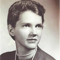 Margaret Lenora McWilliams