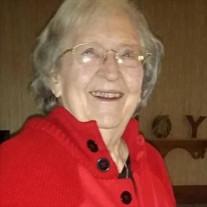 Agnes Ruth Tibbets