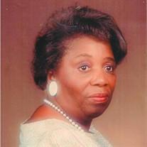 Margaret W. Jones