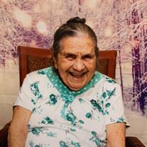 Gregoria Montoya