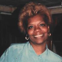 Mrs. Patricia Edie Donaldson